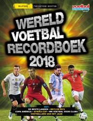 Wereld voetbal recordboek 2018 Radnedge, Keir