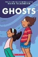 Ghosts Telgemeier, Raina