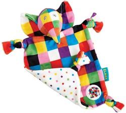 Elmer Comfort Blanket/Knuffeldoekje