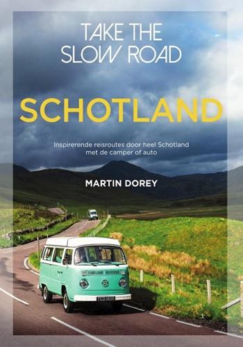 Schotland -Inspirerende reisroutes door h eel Schotland met de camper of Dorey, Martin