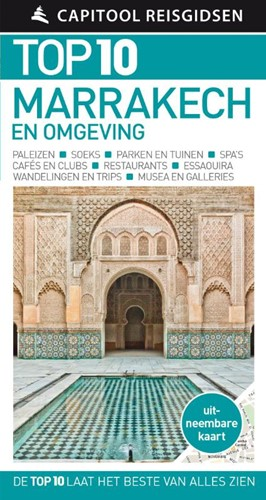 Marrakech en omgeving Capitool