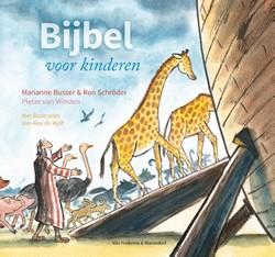 Bijbel voor kinderen -Oude Testament & Nieuwe Te ent Busser, Marianne