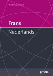 Prisma groot woordenboek Frans-Nederland Melka, Francine
