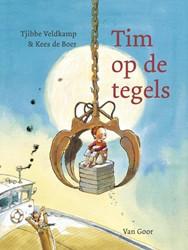 Tim op de tegels op=op -libris special jan 2017 Veldkamp, T.Tjibbe