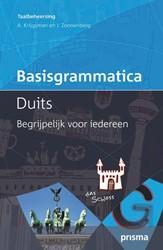 Prisma basisgrammatica Duits -Begrijpelijk voor iedereen Krijgsman, Arie
