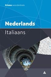 Prisma woordenboek Nederlands-Italiaans Visser-Boezaardt, G.