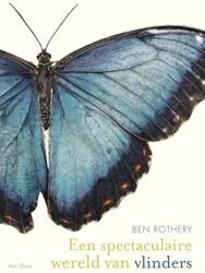 Een spectaculaire wereld van vlinders Rothery, Ben