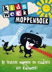 Kidsweek moppenboek -de leukste moppen uit kidsweek !