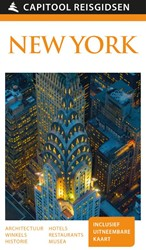 Capitool New York + uitneembare kaart Berman, Eleanor