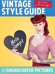 Vintage style guide -Iedere vrouw een pin-up bombsh ell Sugarcoated Pictures
