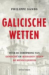 Galicische wetten -Over de oorsprong van 'ge e' en 'misdrijven te Sands, Philippe