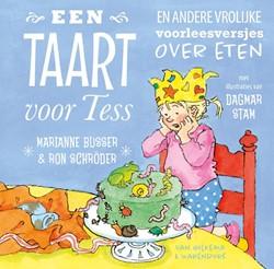 Een taart voor Tess en andere vrolijke v Busser, Marianne