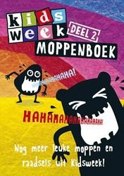Kidsweek moppenboek -NOG MEER LEUKE MOPPEN EN RAADS ELS UIT KIDSWEEK