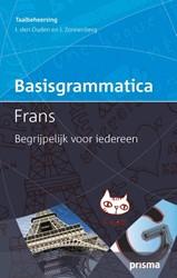 Prisma basisgrammatica Frans -Begrijpelijk voor iedereen Ouden, Ingolf den