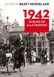 1942 -oorlog op alle fronten Schumacher, Erik