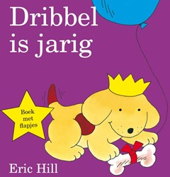 Dribbel is jarig Hill, Eric