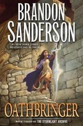 Oathbringer -Book Three of the Stormlight A rchive Sanderson, Brandon