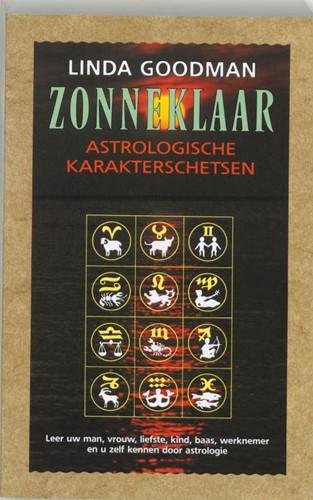 Zonneklaar -astrologische karakterschetsen Goodman, L.