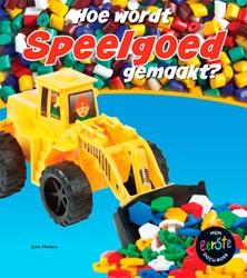 Hoe wordt speelgoed gemaakt? Malam, John