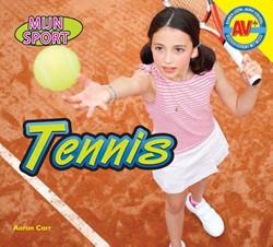 Tennis -mijn sport Carr, Aaron
