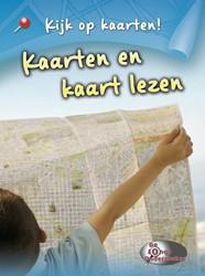 De jonge onderzoeker - Kaarten en kaart -KIJK OP KAARTEN Waldron, Melanie