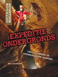 Expeditie ondergronds Champion, Neil