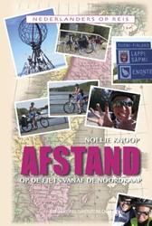 Afstand -op de fiets vanaf de Noordkaap Knoop, Nollie