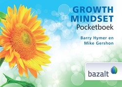 Pocketboek growth mindset Hymer, Barry