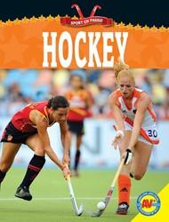 Hockey -sport en passie Hurtig, Jennifer