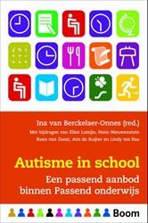 Autisme in school - een passend aanbod b -een passend aanbod binnen pass end onderwijs BERCKELAER-ONNES, INA VAN