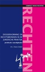 Compactreeks Rechten Dossiervorming en r -juridische vaardigheden Soldati, Chiara