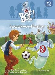Spookvoetballer -BOE!kids Braeckeleer, Nico De