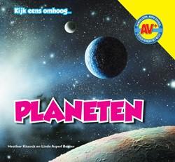 AV+ Kijk eens omhoog... - Planeten Aspen-Baxter, Linda