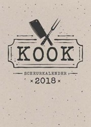 Kook scheurkalender 2018