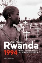 Rwanda 1994 -De samenzwering van de machtig en Flamme, Jean