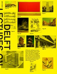 Delft lectures on architectural design Komossa, Susanne