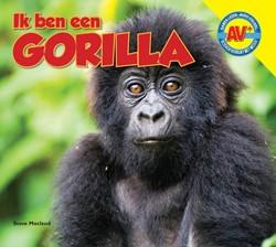 AV+ Ik ben een gorilla Macleod, Steve