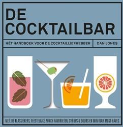 De cocktailbar -het handboek voor de cocktail liefhebber Jones, Dan