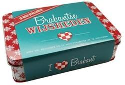 Brabantse wijsheden -boek vol wijsheden en 12 ansic htkaarten om te versturen