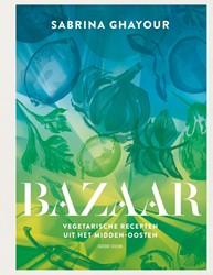 Bazaar -vegetarische recepten uit het Midden-Oosten Ghayour, Sabrina