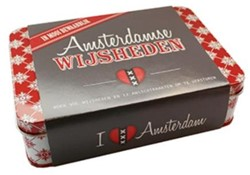 Amsterdamse wijsheden -boek vol wijsheden en 12 ansic htkaarten om te versturen