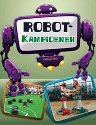 Robots in actie - Robots, kampioenen Clay, Kathryn