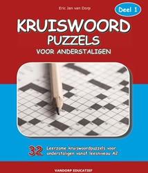 Kruiswoordpuzzels voor anderstaligen -Deel 1 Dorp, Eric Jan van