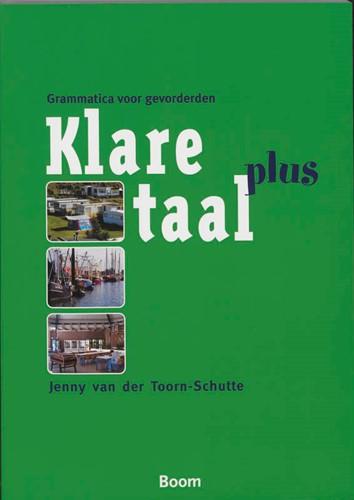 Klare taal plus Toorn-Schutte, Jenny van der