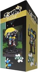 Calaveritas Zombis puzzel -500 stukjes