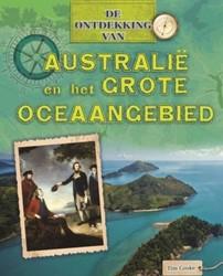 Australie en het grote Oceaangebied Cooke, Tim