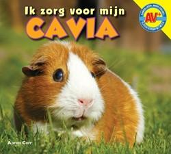 Cavia -lief huisdier Carr, Aaron