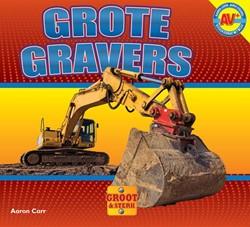 AV+ Grote gravers -groot en sterk Carr, Aaron
