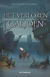 Het verloren galjoen Vandevelde, Johan