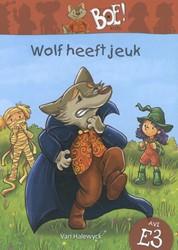 Wolf heeft jeuk -Boekids Dubelaar, Thea